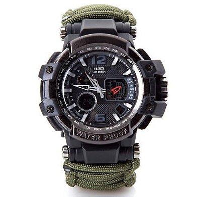 Relógio de Sobrevivência Militar
