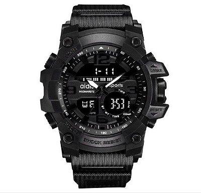 Relógio Militar Sport Addies