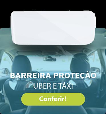 Barreira de Proteção para Uber e Táxi