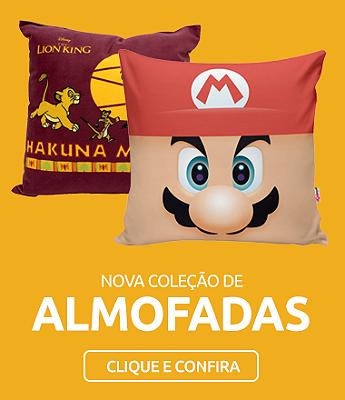 Mini Banner Almofadas