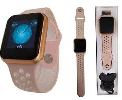 Relógio SmartWatch Bluetooth F8 - Android / IOS