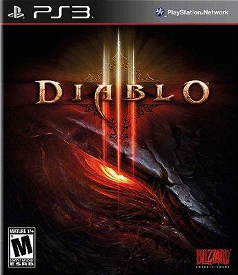 Diablo 3 - PS3 Mídia Física Novo Lacrado