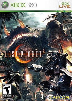 Lost Planet 2 - Xbox 360 Mídia Física Usado