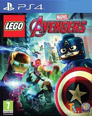 Lego Marvel Avengers PS4 Mídia Física