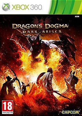 Dragons Dogma Dark Arisen Xbox 360 Mídia Física Usado