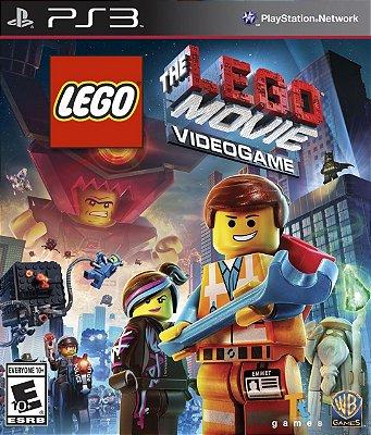 The Lego Movie Videogame PS3 - Mídia Física - Usado