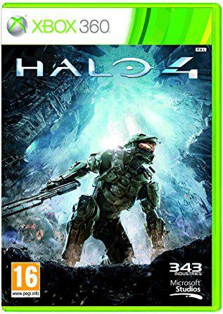 Halo 4 Xbox 360 Midia Física Usado