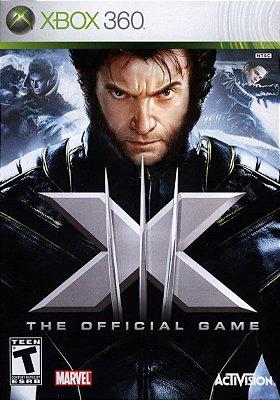 X-Men The Official Game Xbox 360 Mídia Física Usado