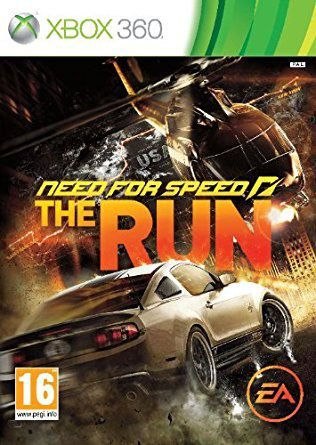 Need for Speed The Run - Xbox 360 Mídia Física Usado