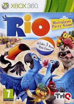 Rio Xbox 360 Mídia Física Usado