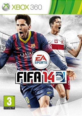 Fifa 14 Xbox 360 Mídia Física Usado