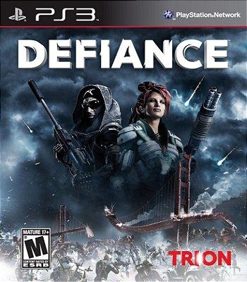 Defiance - PS3 Mídia Física Usado