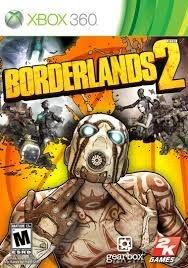 Borderlands 2 - Xbox 360 Midia fisica Usado