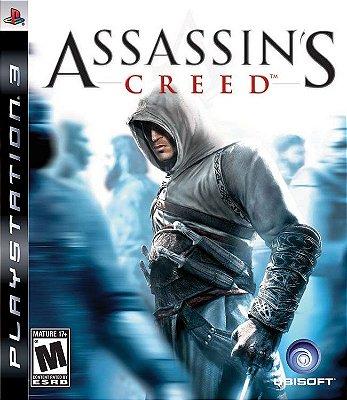 Assassin's Creed - Ps3 Mídia Física Usado