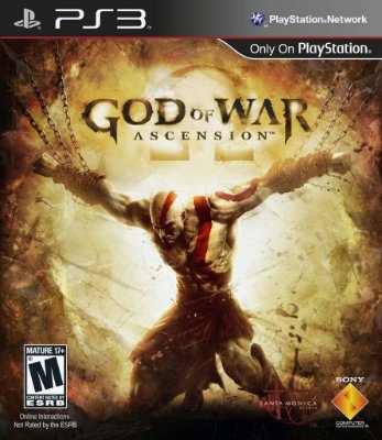God Of War Ascension - Ps3 Mídia Física Usado