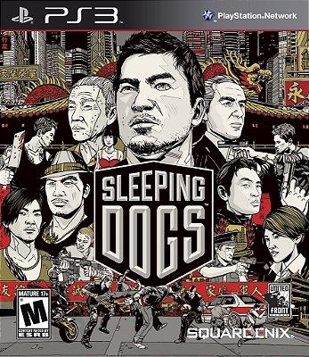 Sleeping Dogs - Ps3 Mídia Física Novo Lacrado