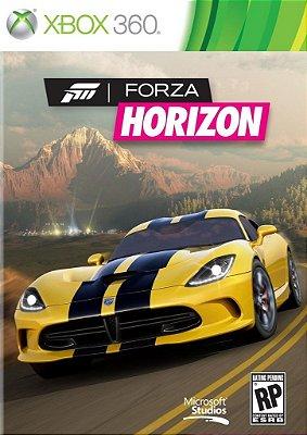 Forza Horizon Cartão Download - Xbox 360