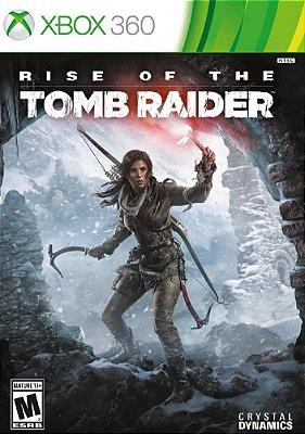 Tomb Raider - Xbox 360 Mídia Física Usado