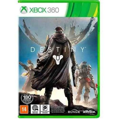 Destiny - Xbox 360 Mídia Física Novo Lacrado