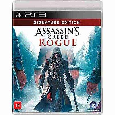 Assassin's Creed Rogue - Ps3 Mídia Física Novo Lacrado