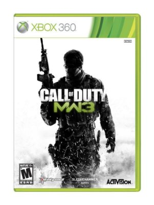 Call Of Duty Modern Warfare 3 - Xbox 360 Mídia Física Usado