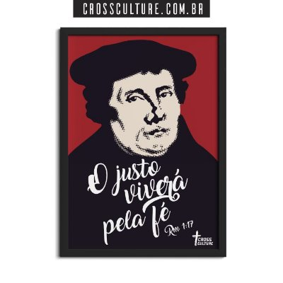 Quadro Martinho Lutero