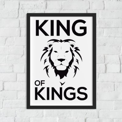 Quadro king of kings