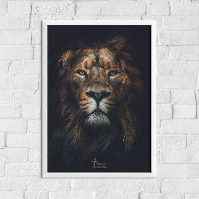 Quadro leão