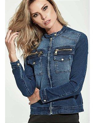 Jaqueta INDEX DENIM em Jeans