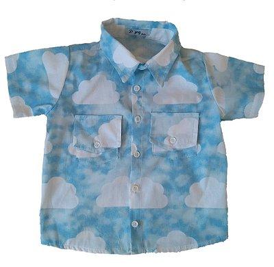 Camisa Nuvens