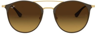 RAY-BAN LIFE STYLE MARROM- RB3546