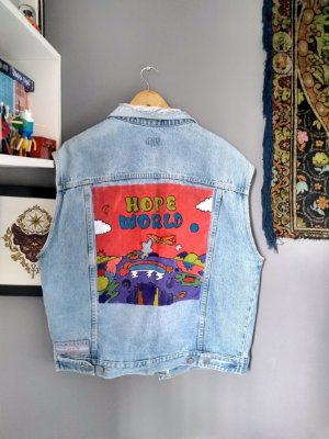 COLETE JEANS HOPE WORLD