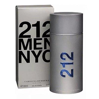 PERFUME CAROLINA HERRERA 212 MEN NYC - 100ML