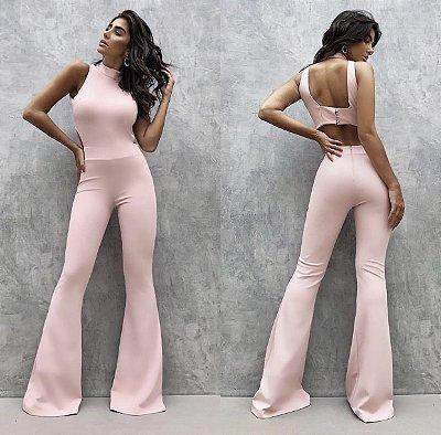 Macacao rosa