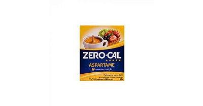 Adocante po zero cal aspartame 50x0,8g