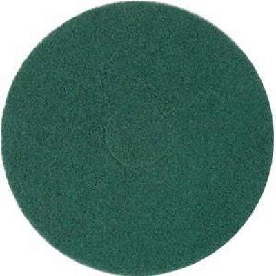 Disco limp. verde p/encerad. 350mm NOBRE