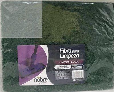 Fibra limpeza 102x260mm (limpeza pesada) un NOBRE