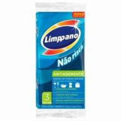 Esponja antiaderente Limppano c/3un