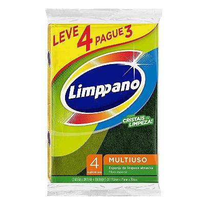 Esponja multiuso limppano L4P3