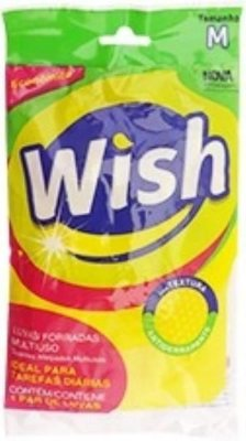 Luva mulituso Wish M