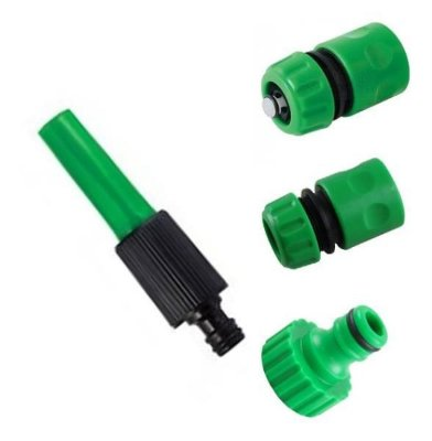 Kit engate p/ mangueira 4pcs Green Garden