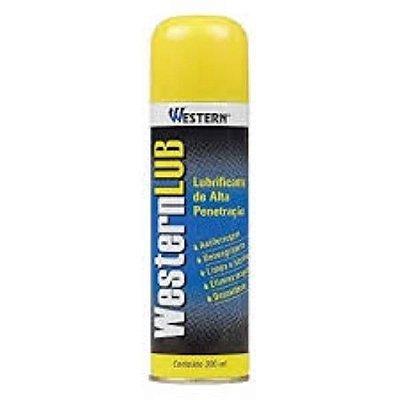 Oleo lubrificante 300ml western WL-9918