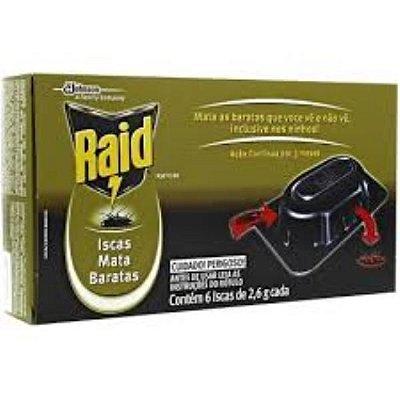 RAID ISCA MATA BARATA COM 6UN