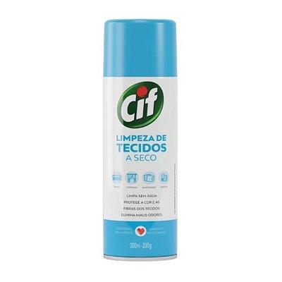 CIF LIMPEZA DE TECIDOS A SECO 300ML