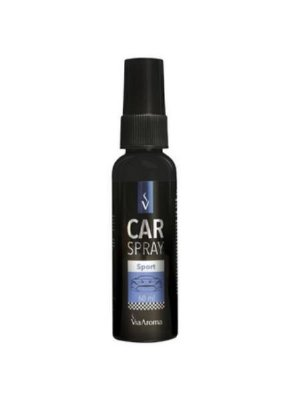 CAR SPRAY SPORT 60ML VIA AROMA