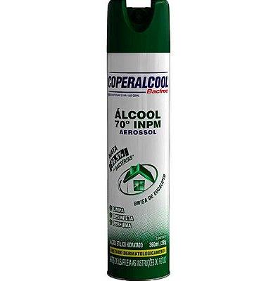 ALCOOL COPER AERO 70 360ML EUCALIPTO