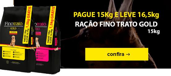 Fino Trato Gold - PAGUE 15kg e LEVE 16,5kg