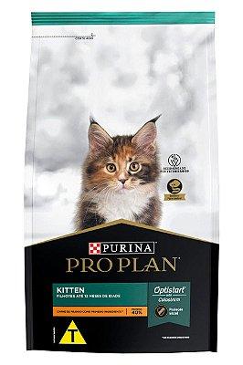 Ração Nestlé Purina Pro Plan kitten para Gatos Filhotes Sabor Frango - 400g e 1kg
