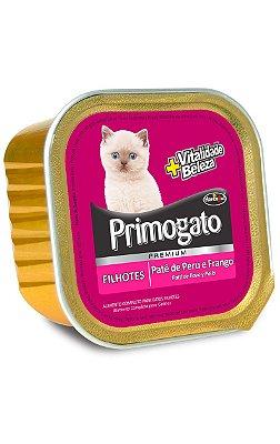 Patê Primogato Sabor Peru e Frango para Gatos Filhotes - 150g