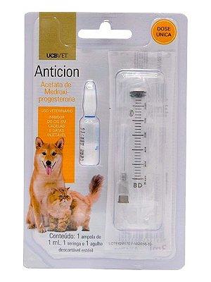 Inibidor de Cio Anticion para Cadelas e Gatas - UCB/VET